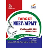 #10: Target NEET/AIPMT (2012-16 Solved Papers + 10 Mock Papers)