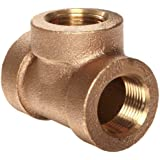 Lead Free Brass Pipe Fitting, Tee, Class 250 NPT Female