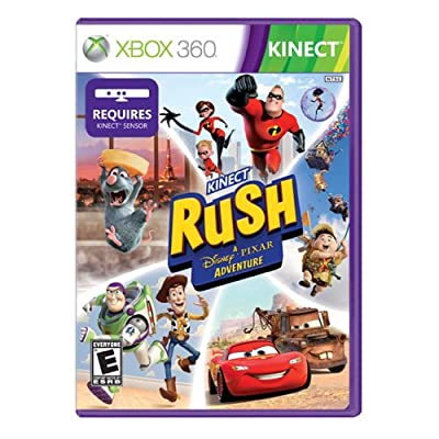 Kinect Rush: A Disney Pixar Adventure - Xbox 360 from Microsoft
