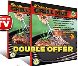 The Ultimate Miracle Grill Mat Set
