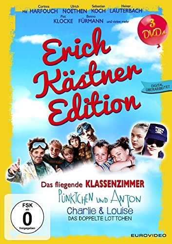 Erich Kästner Edition [3 DVDs]