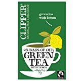 Clipper Green Tea with Lemon (6 X 25 BAGS)