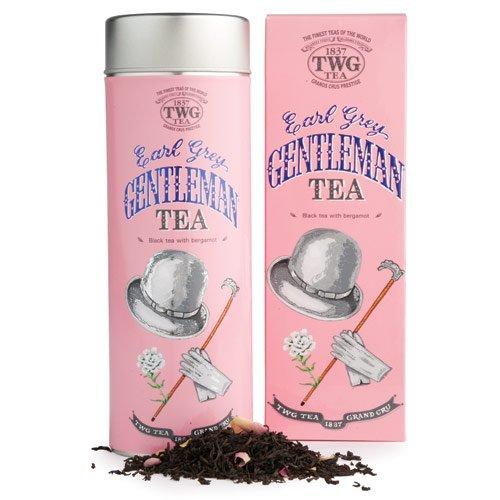 Twg Tea Earl Grey Gentleman Tea 3.5 Oz