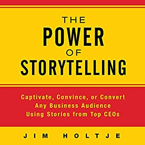 The Power of Storytelling Hörbuch