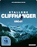 DVD - Cliffhanger - Steelbook (Uncut, 20th Anniversary Edition) [Blu-ray]