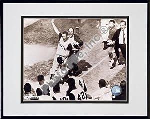Bill Mazeroski, Pittsburgh Pirates, 1960 World Series Winning Home Run, Sepia, Double... by Photo File