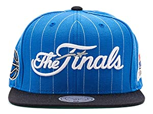 Mitchell & Ness Orlando Magic 1995 Nba Finals Patch Snapback Hat by Mitchell & Ness