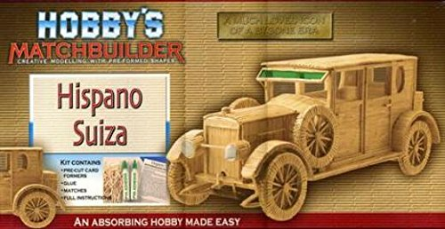 hobbys-matchbuilder-hispano-suiza-car-6111
