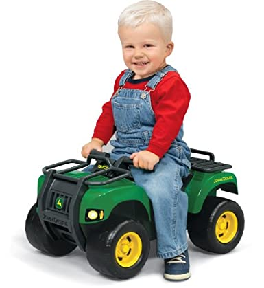 John Deere Sit-N-Scoot Buck with Lights and Sounds