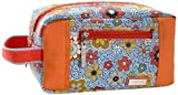 Hadaki Travel Essentials Toiletry Bag,Floral Swirl,one size