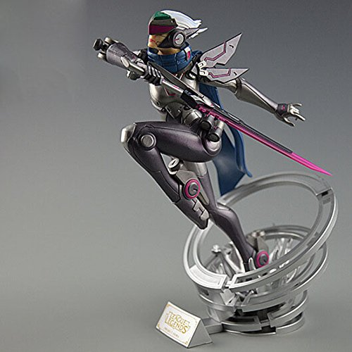 LOL League of Legends Action Figure Toy Collect Game Model - Project Fiora
