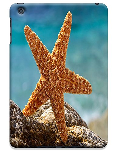 Fantastic Faye Cell Phone Cases For Ipad Mini No.17 The Fashion Design With Warm Sunshine Beach Blue Sky Clean Water Sea Star Beautiful Shell Slipper