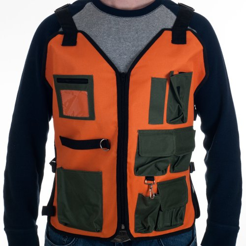 Trademark Happy Camper Pocket Vest