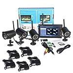 Magicfly Digital Wireless DVR Securit...