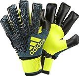 adidas(アディダス) サッカー ゴールキーパーグローブ ACE TRANS ウルティメイト BPG71 テックグリーンF 16 ×ブラック×ソーラーイエロー(AP6990) 8