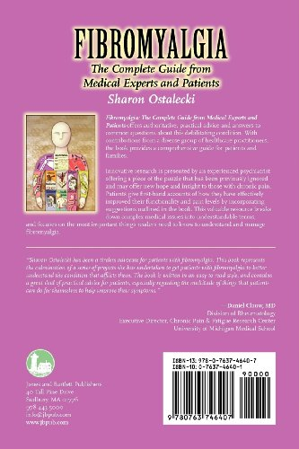 Fibromyalgia: The Complete Guide from Medical Experts and Patients: The Complete Guide for Medical Experts and Patients