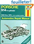 Porsche 914 Automotive Repair Manual