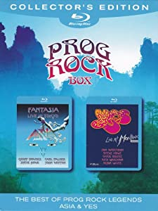 Prog Rock Box [(collector's edition)]