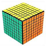 Shengshou Puzzle Cube 8x8 Speed Cube - Black