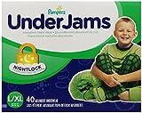 Pampers UnderJams Absorbent Nightwear Boy Size 8 - 40 Ct