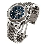 Invicta Men's 5222 Subaqua Noma Collection Gunmetal Ion-Plated and Stainless Steel Chron