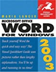 Microsoft Office Word 2003 for Window...