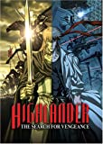 Highlander: Search for Vengeance [DVD] [Region 1] [US Import] [NTSC]