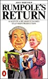 Rumpole's Return (0140055711) by John Mortimer