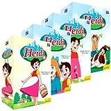 echange, troc Heidi - Intégrale - Pack 4 Coffrets (16 DVD)