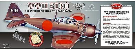 Maquette en bois - Mitsubishi Zero