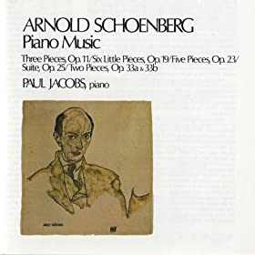 Schoenberg: Piano Music