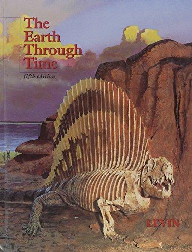 Image for The Earth Through Time (Saunders golden sunburst series)