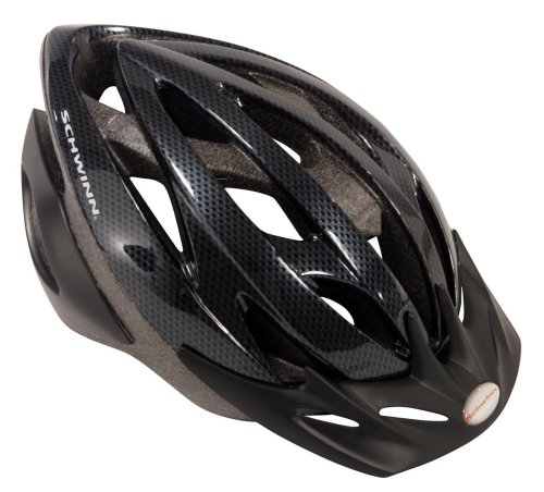 Buy Low Price Schwinn Thrasher Adult Micro Bicycle black/grey Helmet (Adult) (SW124)