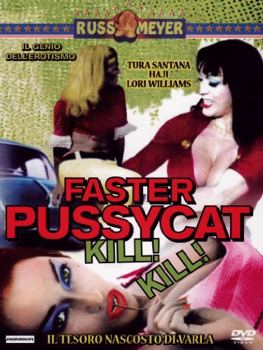 Faster Pussycat - Kill! Kill!