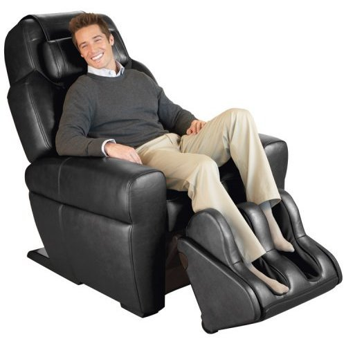 Human Touch HT 1650 Robotic Massage Chair Black Jubatobe