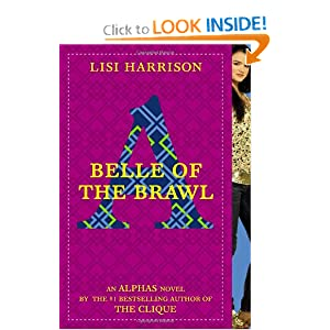 Belle of the Brawl (Alphas) Lisi Harrison