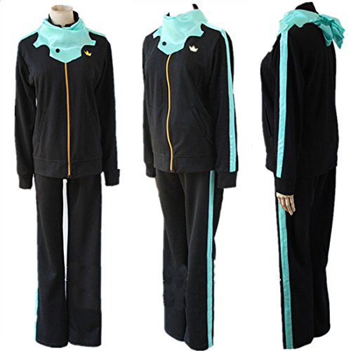 [LAYOUT Cosplay Costumes Noragami Yato Sportswear (XL)] (Yato Cosplay Costume)