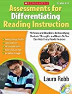 [(Assessments for Differentiating Reading…