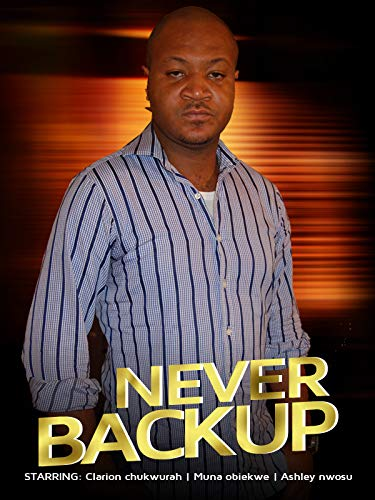 Never Back Up