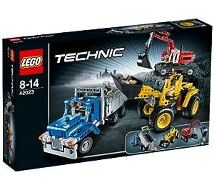 LEGO Technic - Construction Crew - 42023