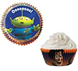 Toy Story Cupcake Bun Muffin Cases (pack of 50).