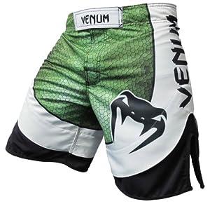 Venum Amazonia 3.0 Fight Shorts - Green by Venum