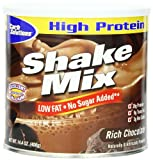 Carb Solutions Shake Mix, Rich Chocolate, 14.4 Ounces