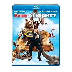 Evan Almighty [Blu-ray]