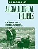 img - for Handbook of Archaeological Theories (September 16, 2009) Paperback book / textbook / text book