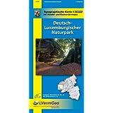 Naturparkkarten, Deutsch-Luxemburgischer Naturpark