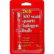 GE Private Label 12391 Do it Quartz Halogen Light Bulb-300W HALOGEN BULB