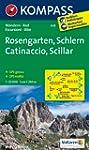 Rosengarten / Catinaccio / Schlern /...