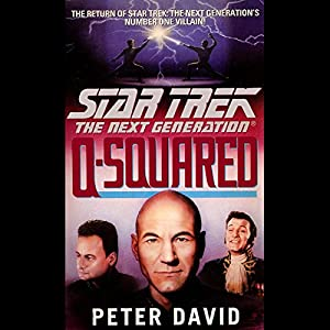 Star Trek, The Next Generation: Q-Squared (Adapted) Hörbuch