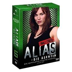 Alias - Die komplette fünfte Staffel (5 DVDs)
